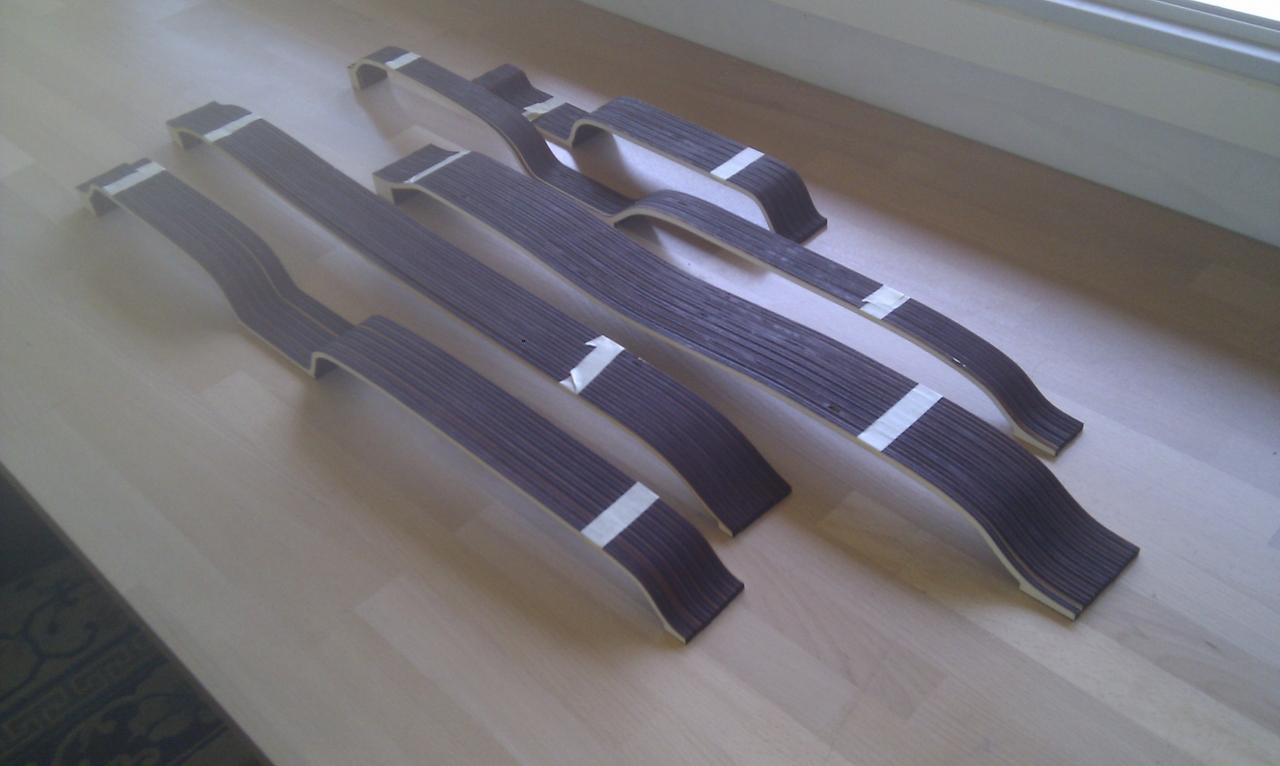 maquette de toiture en bois 1a
