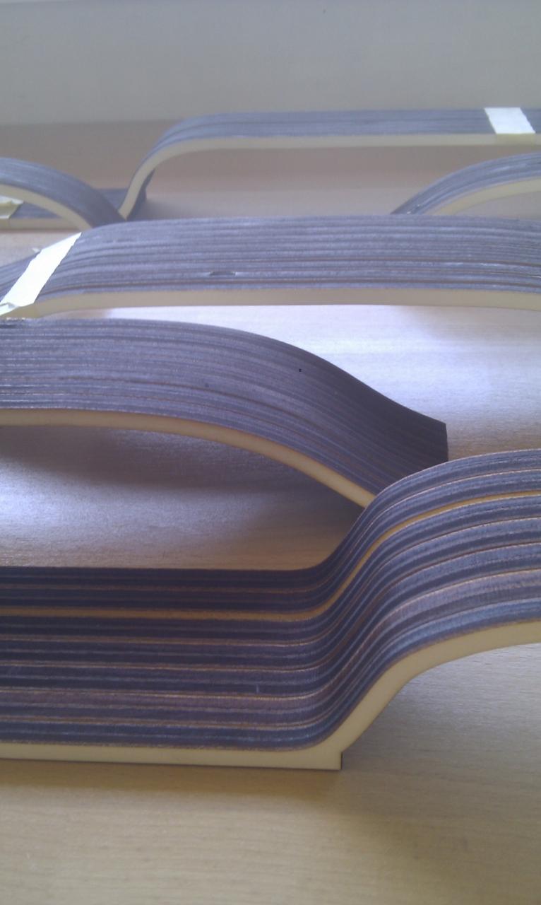 maquette de toiture en bois 1b