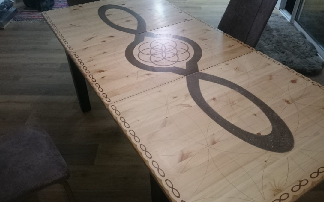 Table infinity