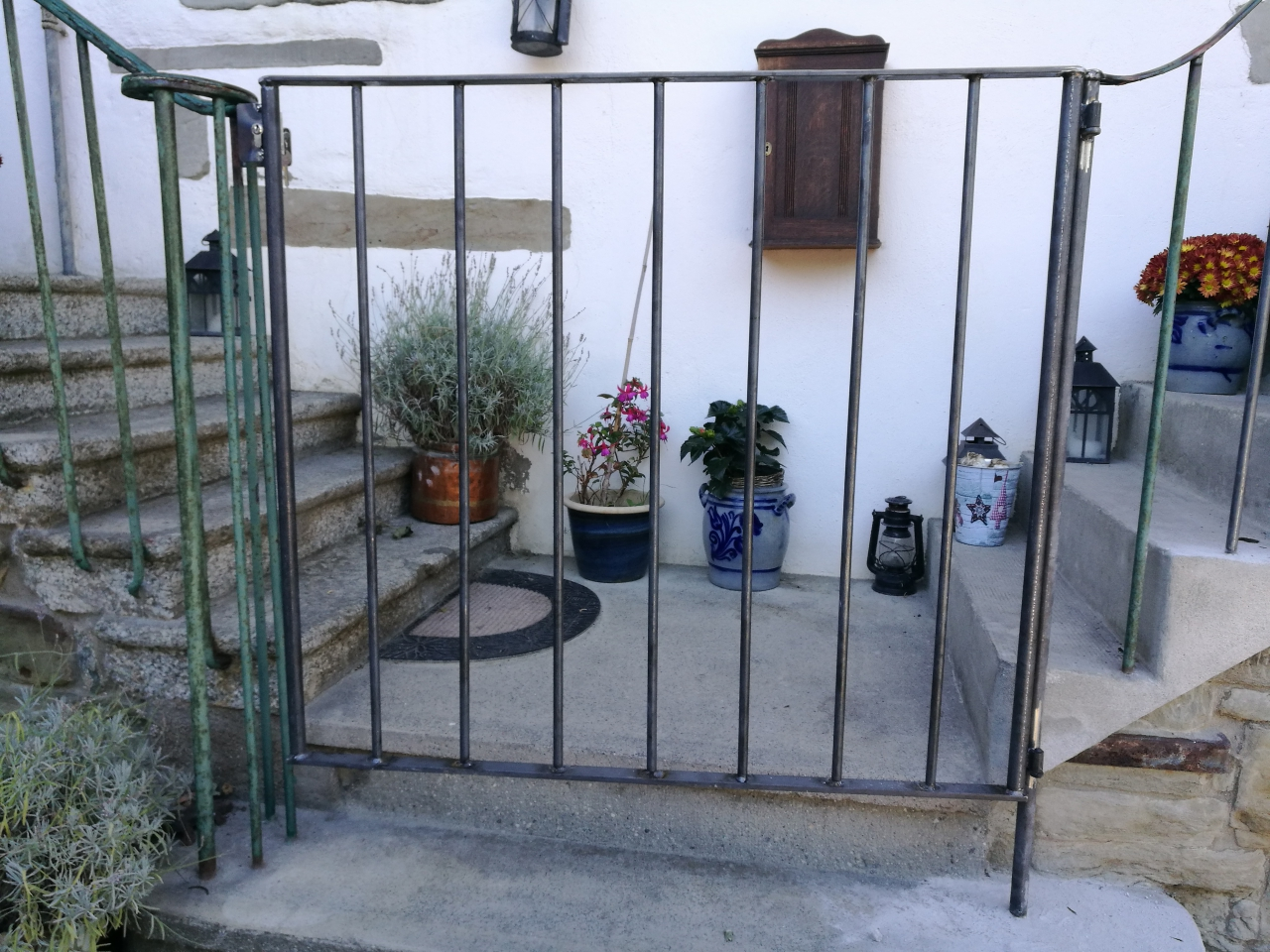 Rénovation de portail